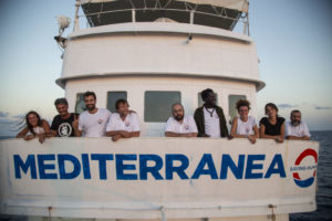 Mediterranea Saving Humans