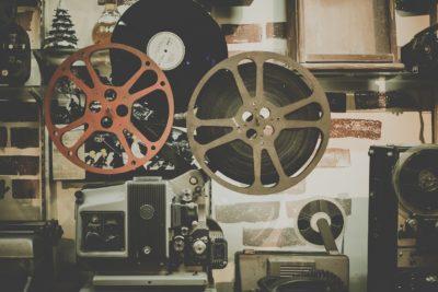 Macchine da Cinema - Foto rappresentativa per il Cineporto.
