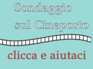 Immagine per sondaggio Cineporto.